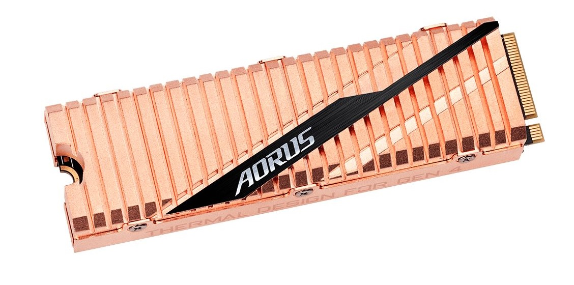 Gigabyte AORUS GP-ASM2NE6500GTTD Solid State Drive