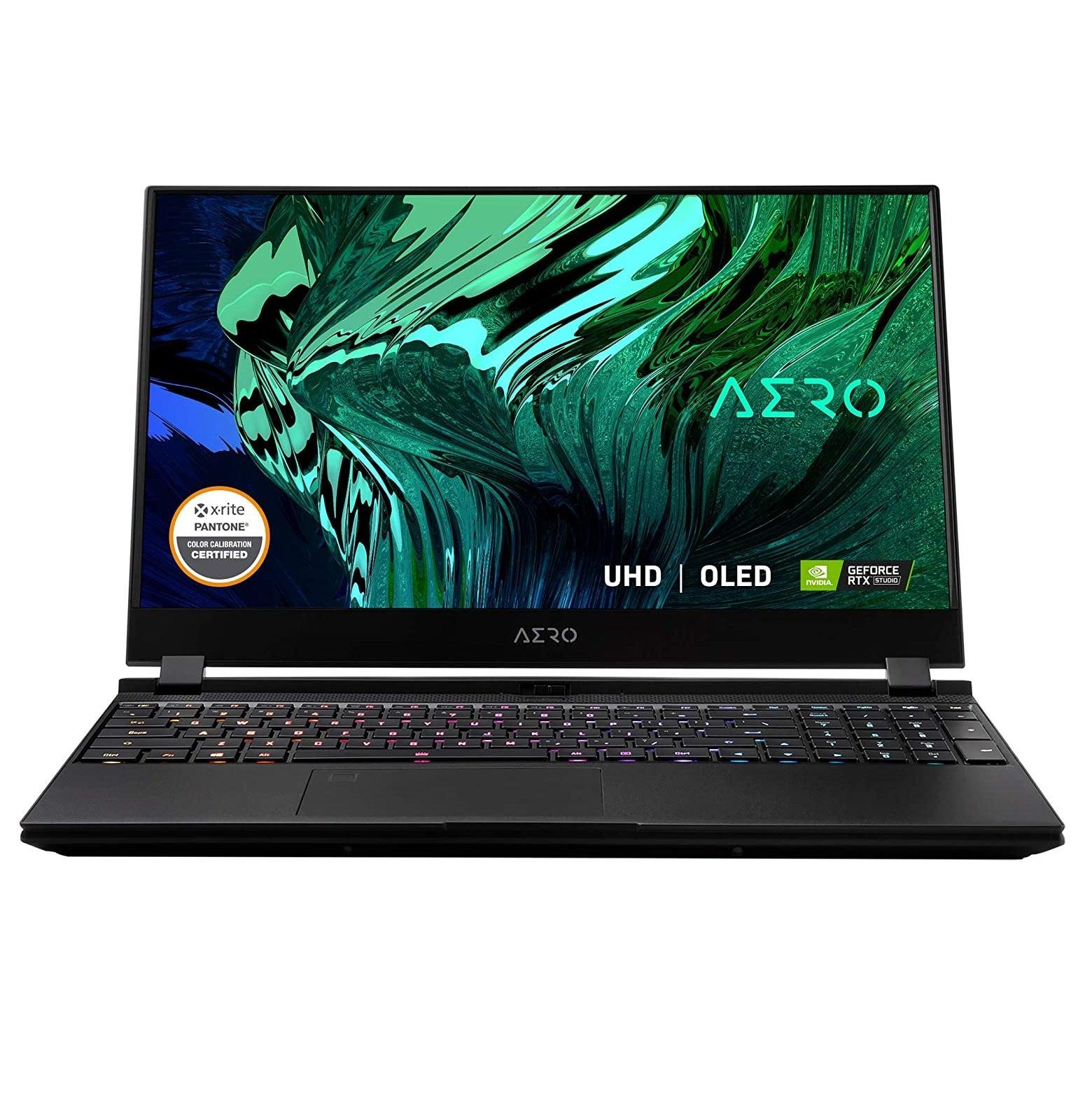 Gigabyte Aero 15 OLED KC 15 inch Gaming Laptop