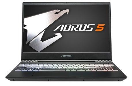 Gigabyte Aorus 5 15 inch Gaming Laptop