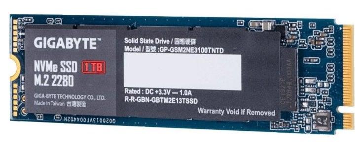 Gigabyte GP-GSM2NE3100TNTD Solid State Drive