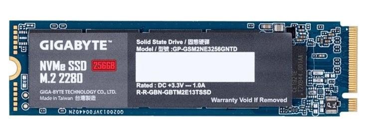 Gigabyte GP-GSM2NE3256GNTD Solid State Drive