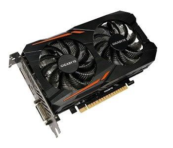 Gigabyte GeForce GTX 1050 Ti OC Graphics Card