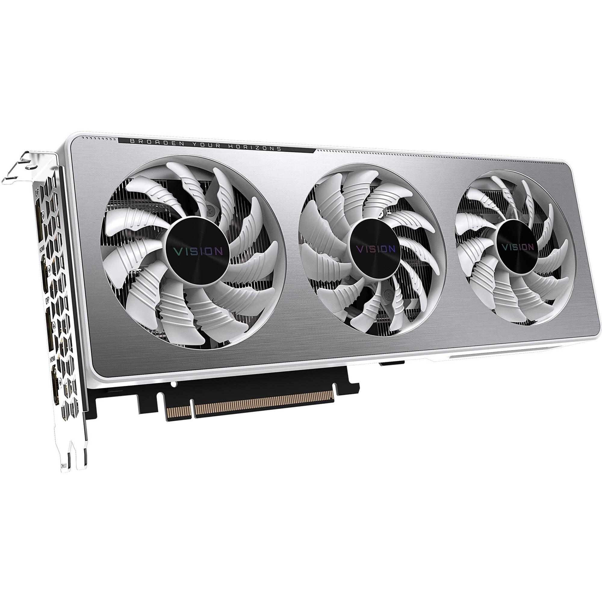 Gigabyte GeForce RTX 3060 Vision OC Graphics Card
