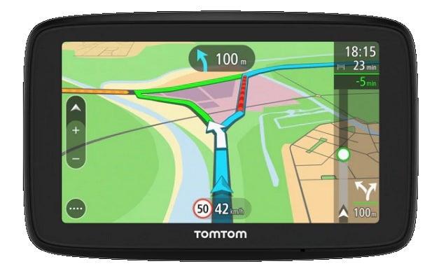 TomTom Go 52 GPS Device