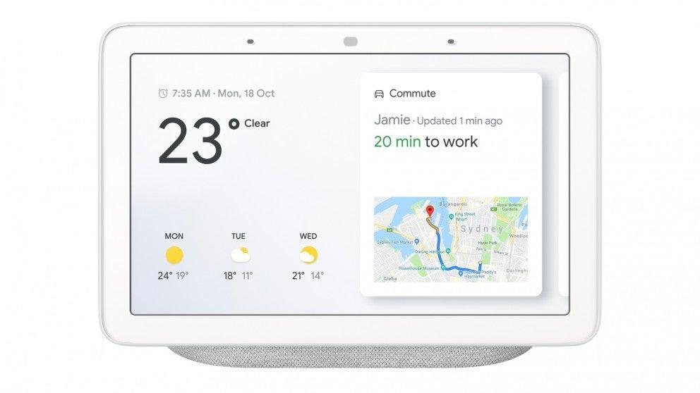 Google Home Nest Hub Smart Display