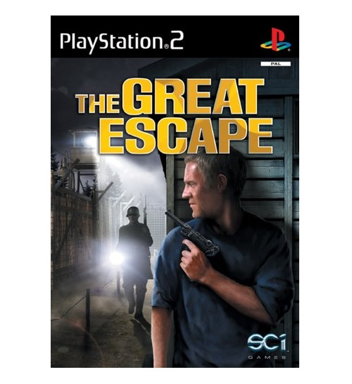 Gotham Games The Great Escape Refurbished PS2 Playstation 2 Game