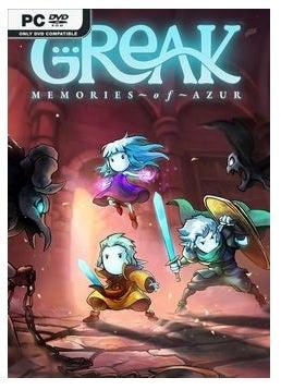 Team17 Software Greak Memories Of Azur PC Game