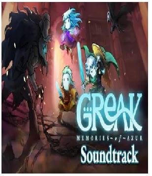 Team17 Software Greak Memories Of Azur Soundtrack PC Game