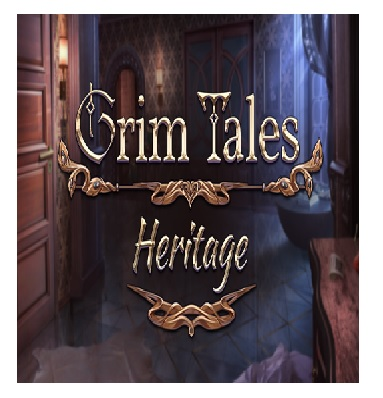 Big Fish Games Grim Tales Heritage PC Game