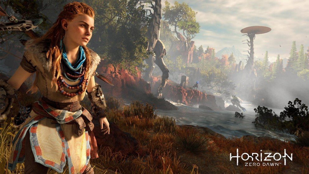 Guerrilla Games Guerrilla Horizon Zero Dawn PS4 Playstation 4 Game