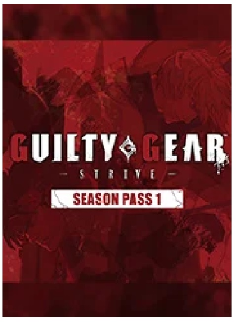 ARC System Works Guilty Gear Strive Season Pass 1 PC Game