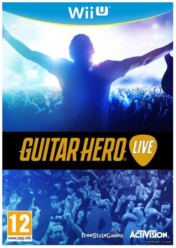 Activision Guitar Hero Live Nintendo Wii Game