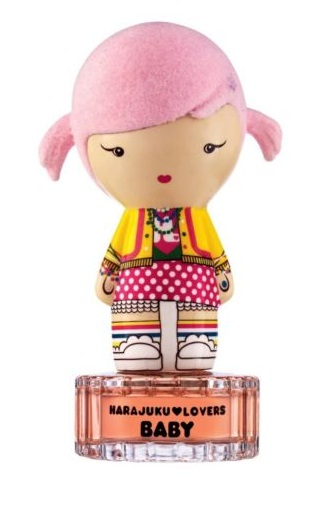 Gwen Stefani Harajuku Lovers Wicked Style Baby 30ml EDT Women's Perfume