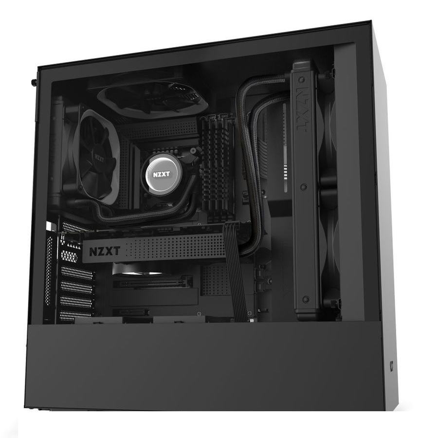 NZXT H510i Mid Tower Computer Case