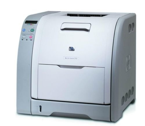 HP Color LaserJet 3700DN Printer