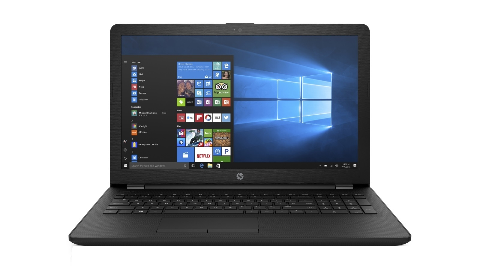 HP 15 BW521AU 2UR20PA 15.6inch Laptop