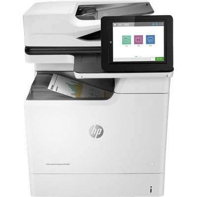 HP Color LaserJet M681dh Printer