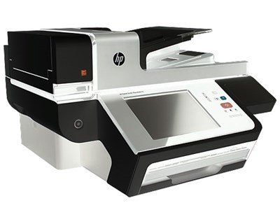 HP Digital Sender Flow 8500 Scanner