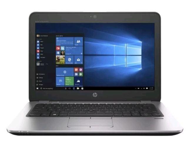 HP EliteBook 820 G4 12.5inch Laptop