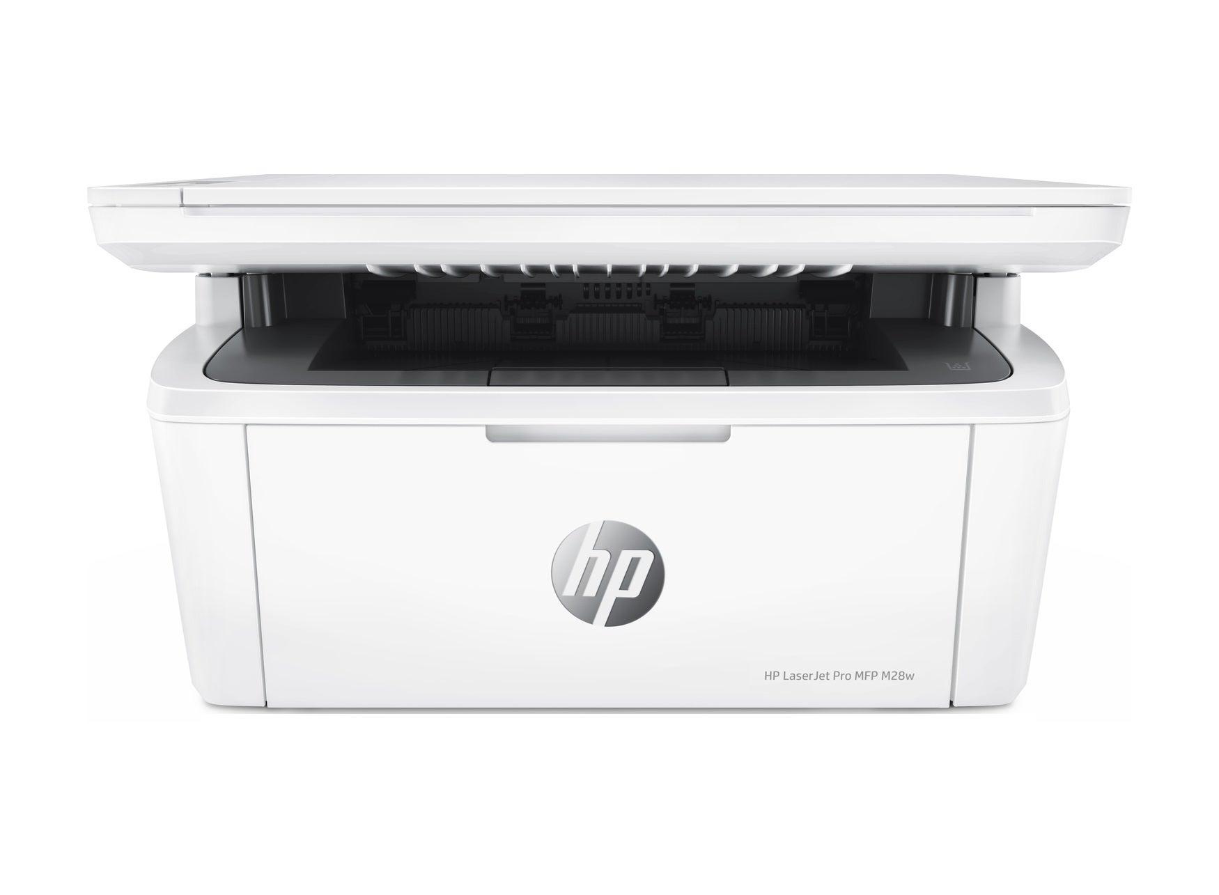 HP LaserJet Pro MFPM28W Printer