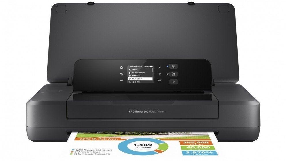 HP Officejet 200 CZ993A  Inkjet Printer