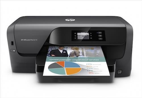 HP Officejet Pro 8210 D9L63A Printer