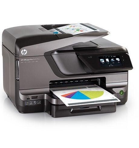 HP Officejet Pro 8610 Inkjet Printer