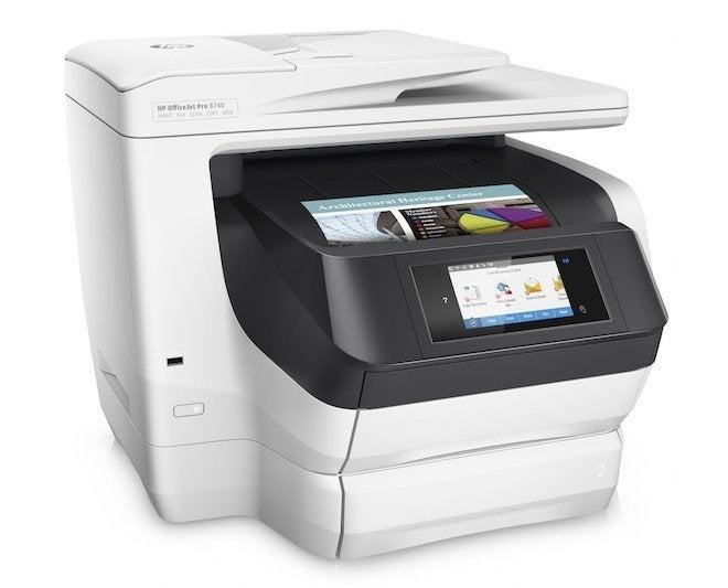 HP Officejet Pro 8745 Printer