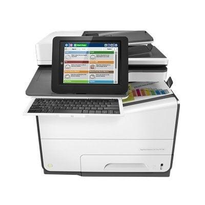 HP PageWide Ent Clr Flow MFP 586z G1W41A Printer