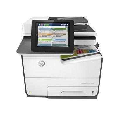HP PageWide MFP 586dn Printer