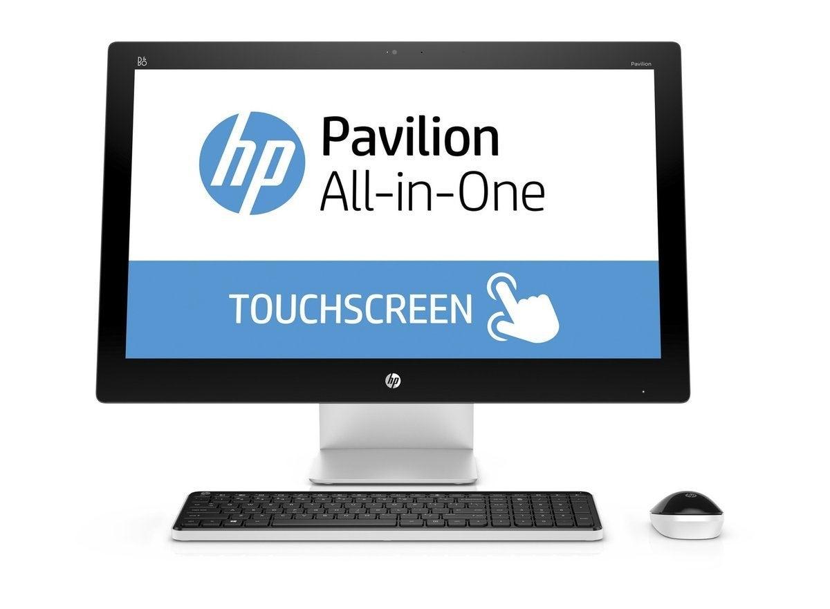 HP Pavilion 27 n102a N4Q57AAR Desktop