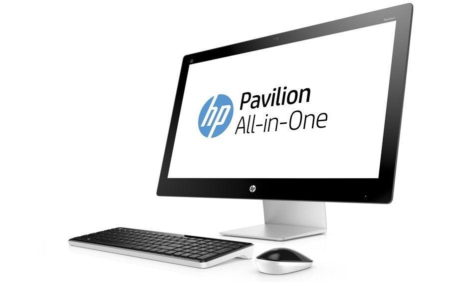 HP Pavilion 27 n107a N4Q62AAR Desktop