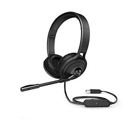HP Pavilion USB 500 Headphones