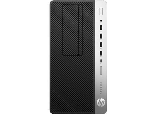 HP ProDesk 600 G3 1MF44PA Microtower Desktop