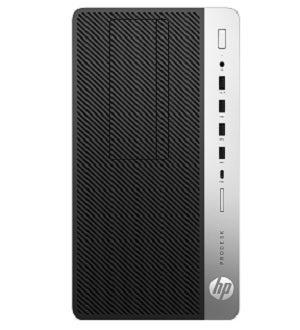 HP ProDesk 600 G5 Microtower Desktop