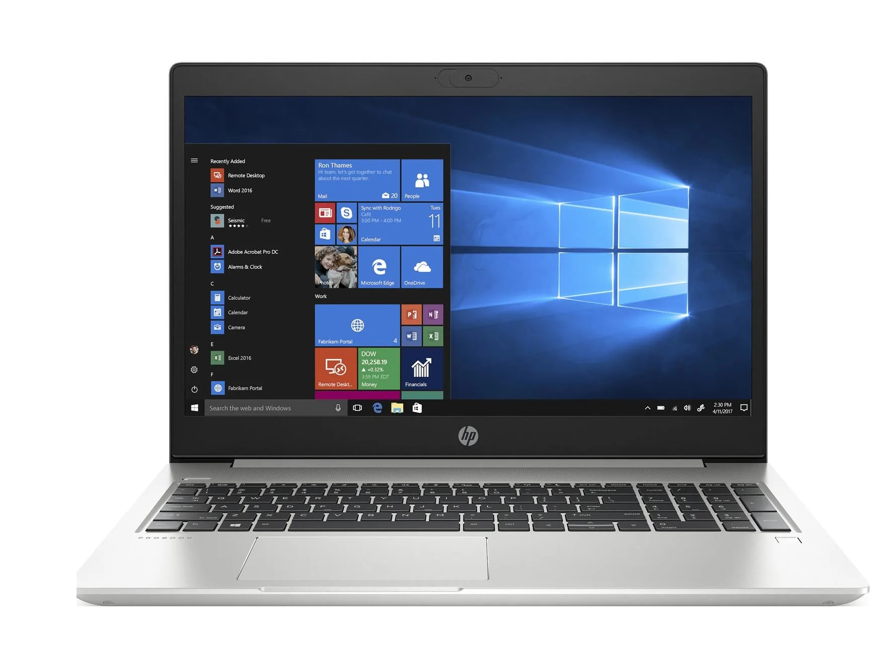 HP Probook 450 G7 15 inch Laptop