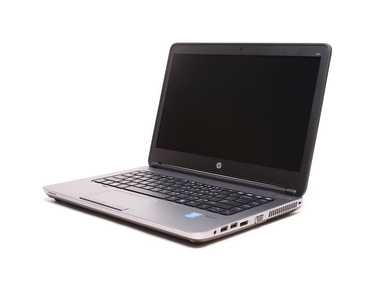 HP Probook 640 G1 W7P64 14inch Laptop