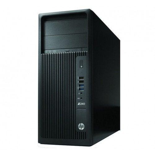 HP Z240 V1Z90PA Tower Desktop