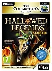 Focus Home Interactive Hallowed Legends Samhain CollectorS Edition PC Game