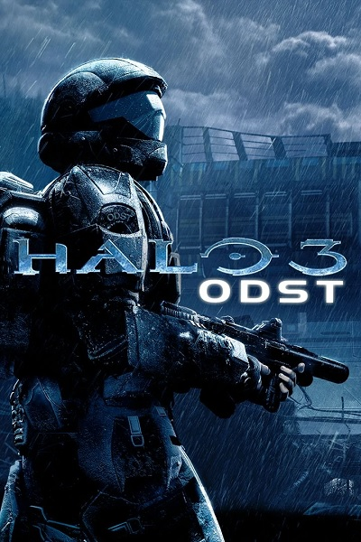 Microsoft Halo 3 ODST PC Game
