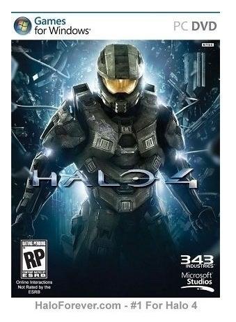 Microsoft Halo 4 PC Game