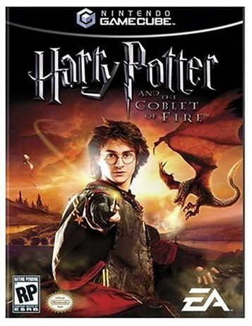 Electronic Arts Harry Potter And The Goblet Of Fire GameCube Game