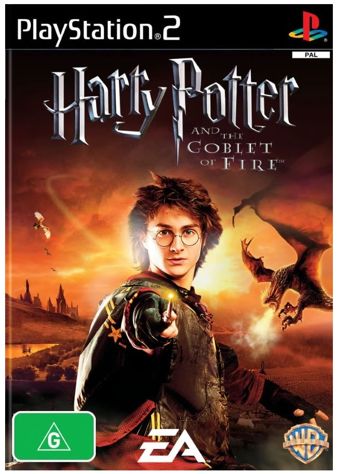 Electronic Arts Harry Potter And The Goblet Of Fire Refurbished PS2 Playstation 2 Game