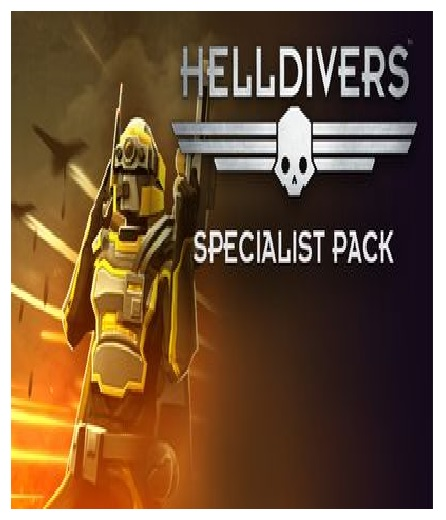 Sony Helldivers Specialist Pack PC Game
