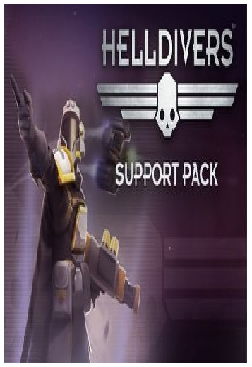 Sony Helldivers Support Pack PC Game