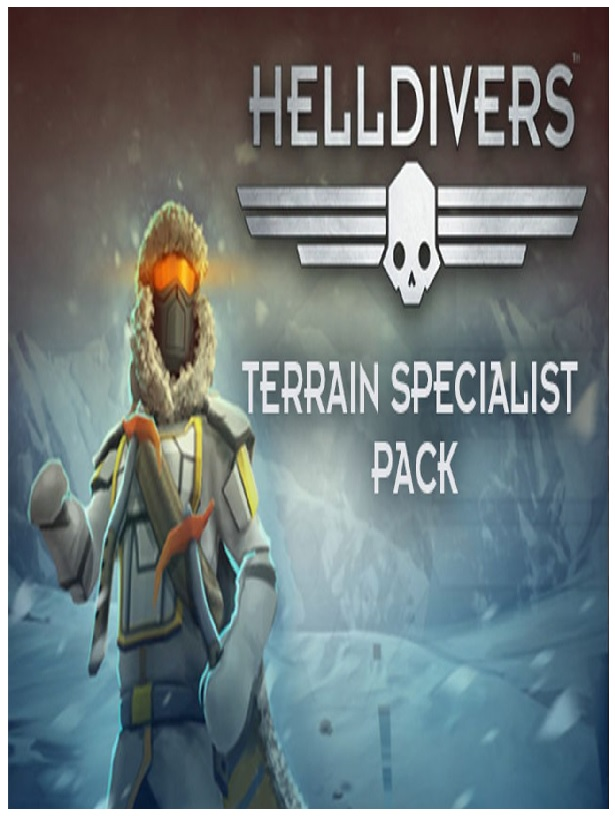 Sony Helldivers Terrain Specialist Pack PC Game
