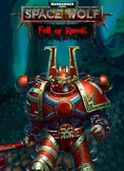 HeroCraft Warhammer 40000 Space Wolf Fall of Kanak PC Game