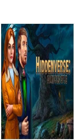 1C Company Hiddenverse Ominous Opus PC Game