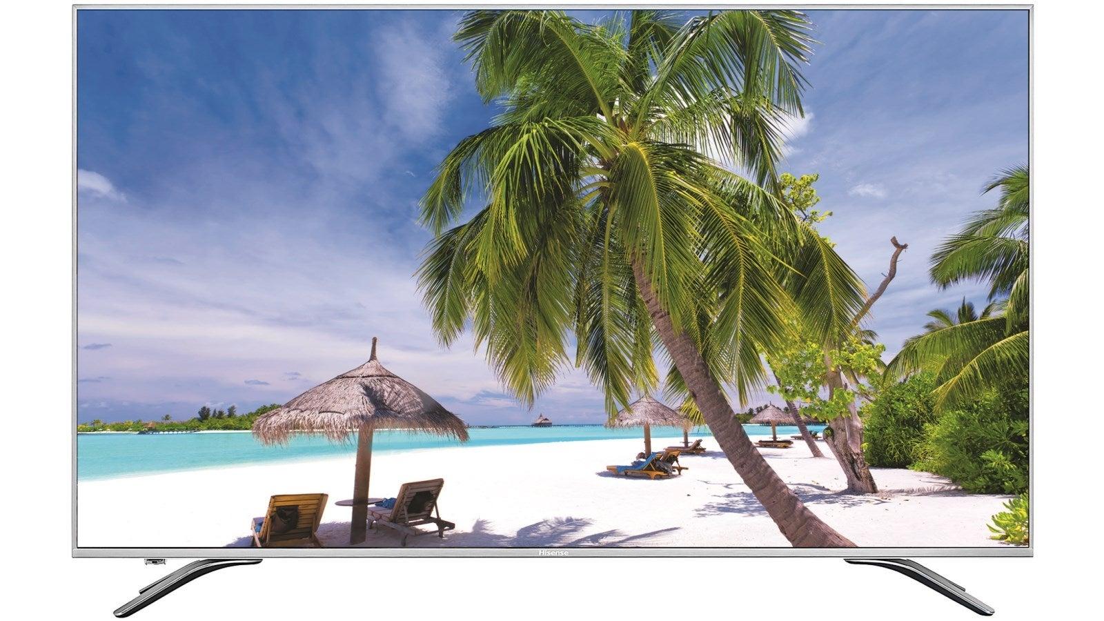 Hisense 50P6 50inch UHD LED LCD TV