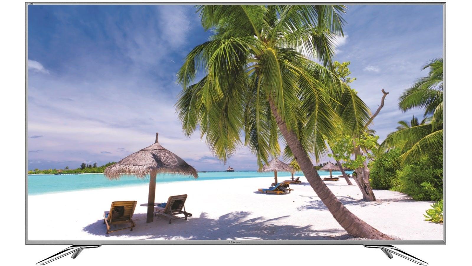 Hisense 55P7 55inch UHD LED LCD TV